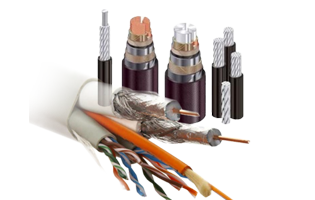 Кабель ВВГ, гофра, трубы для прокладки кабеля