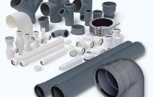 Фасонные части для канализационных труб ПП прочие