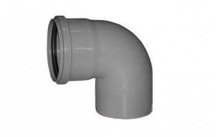 Колена для канализационных труб, отводы ПП