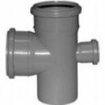 Крест канализационный ПП 110-110-50 прямой
