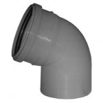 Отвод канализационный ПП 67гр 110