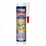 Герметик силиконовый TYTAN универсальный белый 310ml (12 шт/кор)