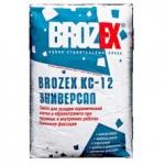 Клей для керамической плитки Брозекс КС-12 Универсал