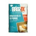 Клей для керамической плитки Брозекс КС-9 Керамик