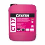 Ceresit СТ 17, 10л грунтовка глубокого проникновения
