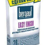 Шпатлевка Бергауф Изи Финиш (Bergauf Easy Finish)