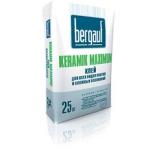 Клей для керамической плитки и керамогранита Бергауф Керамик Максимум (Bergauf Keramik Maximum)