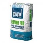 Клей для керамической плитки Бергауф Керамик Про (Bergauf Keramik Pro) усиленный