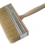 Кисть-макловица 50*150мм светл.щетина, деревян.кор