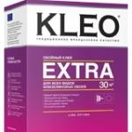 Клей KLEO для флизелиновых обоев 250г