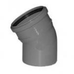 Отвод канализационный ПП 30гр 110