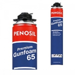 Пена монтажная Penosil (Пеносил)Premium Ganfoam 750 ml.