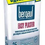 Штукатурка Бергауф Изи Пластер универсальная легкая (Bergauf Easy Plaster)