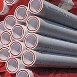 Труба полипропиленовая PN 25 d25 армированная  стекловолокном Про Аква
