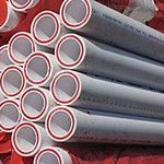 Труба полипропиленовая PN 25 d110 армированная  стекловолокном Про Аква