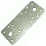 Пластина соединительная плоская 100 х 35 мм RUS