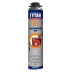 Пена монтажная Tytan профессиональная огнеупорная В1 750 ml