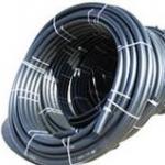 Труба для прокладки кабеля ПНД 63 мм (бухта 100м)