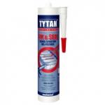 Жидкие гвозди TYTAN FIX SEAL клей-герметик MS-Polimer прозрачный 290ml (12 шт/кор)