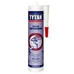 Герметик TYTAN каучуковый черный 310 мл. (12шт /кор)