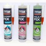 Жидкие гвозди TYTAN Multi Fix STP-гибридный прозрачный клей 310ml (12 шт/кор)
